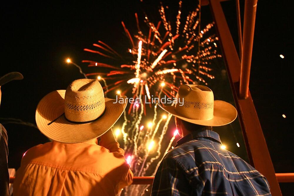 Fireworks by Jared Lindsay