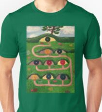 In a hole in the ground Unisex T-Shirt