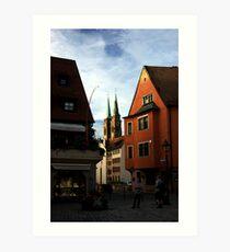 Nuremberg Art Print