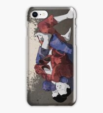The Ground is my Ocean Part Four iPhone Case/Skin
