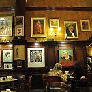 Café TORTONI  1858 cientocincuenta aniversario2008.  by cieloverde