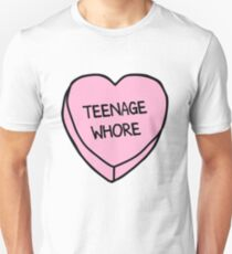 Teenage Whore T-Shirt