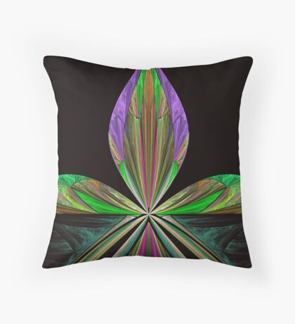 Rise Above Throw Pillow