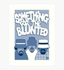 Cypress Hill - Something For The Blunted Art Print