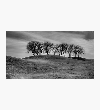 The Foothills Photographic Print