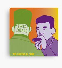 3rd Bass - The Cactus Album Canvas Print