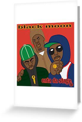 Black Moon - Enta Da Stage by Mark563