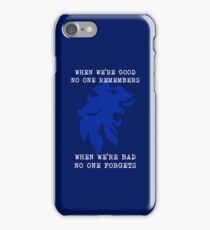 Chelsea history iPhone Case/Skin