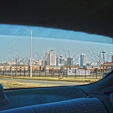 Rear Window View by FrankieCat