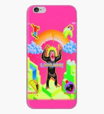 """Ape Escape"" iPhone Case"