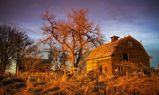 Time Stands Still In Sunlight by John  De Bord Photography