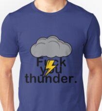 Thunder Buddy Unisex T-Shirt