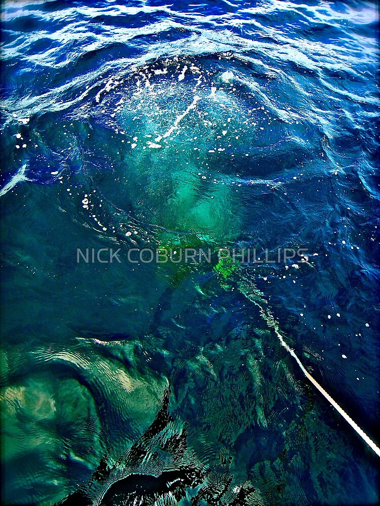 DECOMPRESSION by NICK COBURN PHILLIPS