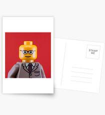 George Portrait Postcards