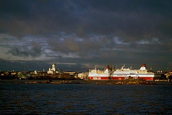 Helsinki 2000 by Michel Meijer