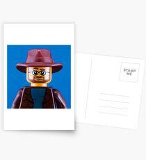 Adam Savage Portrait Postcards