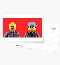 Gilbert and George Postcards