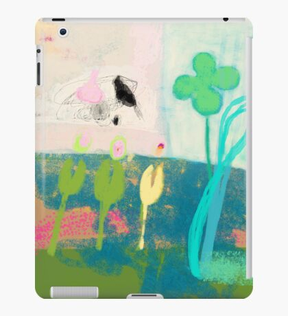 My inner garden iPad Case/Skin