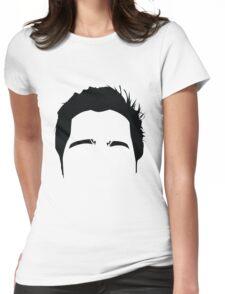 Tyler Hoechlin Womens Fitted T-Shirt