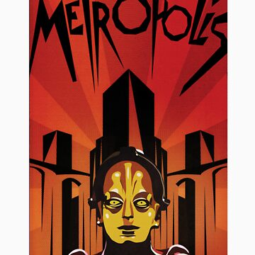 Metropolis by willisco