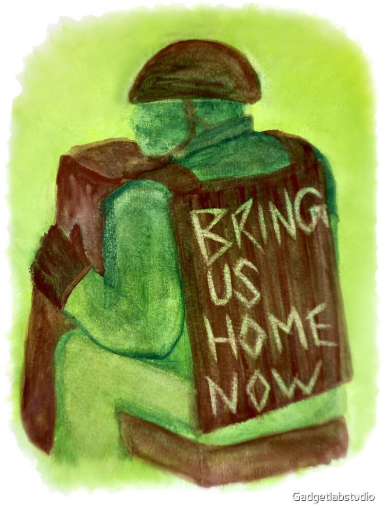Bring us Home by Gadgetlabstudio