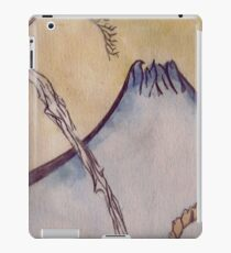 Japanese Mountain iPad Case/Skin