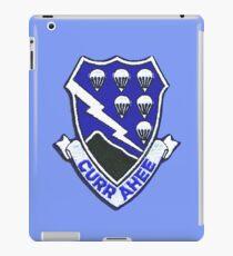 Currahee Patch 101st Airborne -  iPad Case iPad Case/Skin