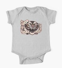 Take it Easy Tiger One Piece - Short Sleeve