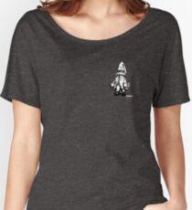 Just Vivi - Monochrome sml Women's Relaxed Fit T-Shirt