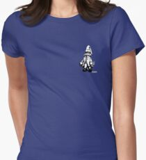 Just Vivi - Monochrome sml Women's Fitted T-Shirt