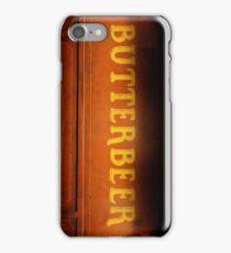 Butterbeer in Hogsmeade iPhone Case/Skin