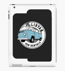 Back to the Future 'Libyan Van Rentals' Logo iPad Case/Skin