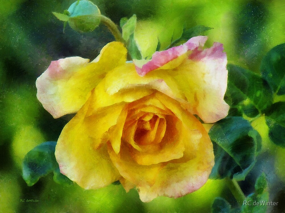 Golden Memory by RC deWinter