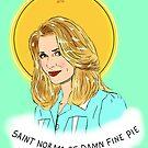 St. Norma by Monica Lara