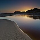 Cimitere Creek, East Beach, Low Head, Tasmania by fotosic
