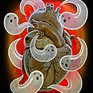 """""""A Heart Full of Ghosts"""" by XRAY1"""