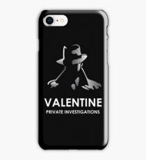 Nick Valentine P.I iPhone Case/Skin