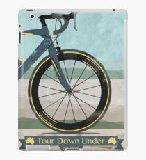 Tour Down Under Bike Race iPad Case/Skin