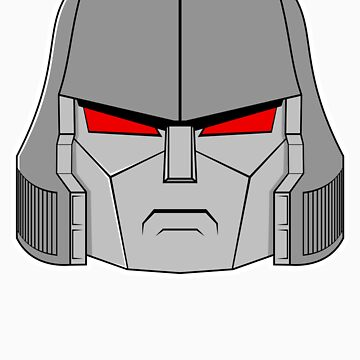 Little Megatron by WUVWA