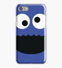 "Muppets ""Cookie Monster"" iPhone Case/Skin"