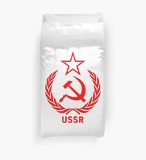 Communist Duvet Cover