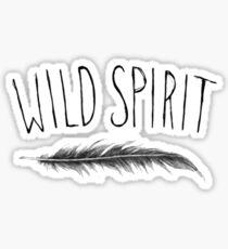 Wild Spirit Sticker