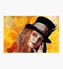 Tophat Photographic Print