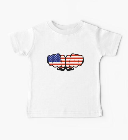 US Fists Kids Clothes