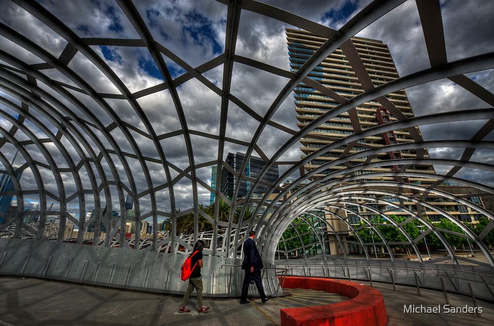 Web Bridge by Michael Sanders