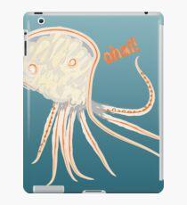 Vinilo o funda para iPad An Orange Ohaitopus!