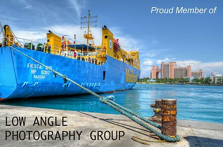 Proud Member of Low Angle Photography Group - Banner 03 by Jeremy Lavender Photography