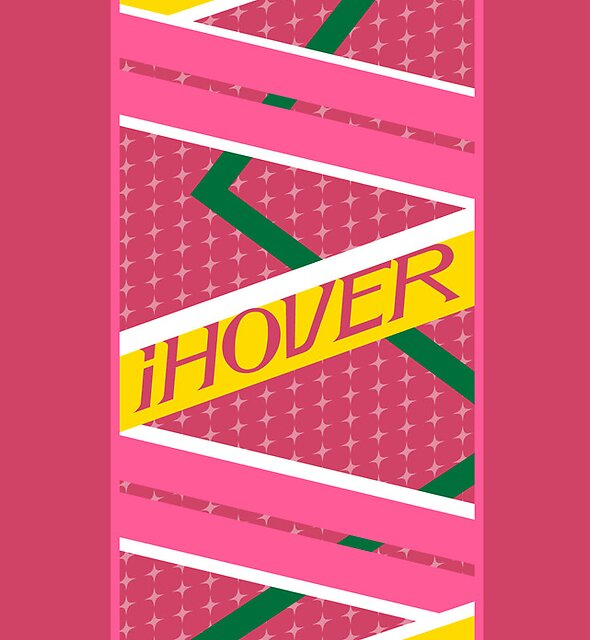 iHOVER (iPhone 5) by RadRobot