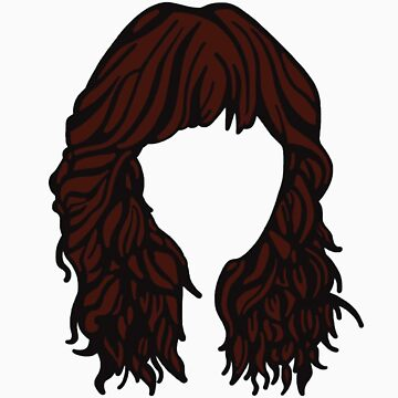 Zooey Deschanel Hair  by Kris10Kraft