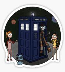 T.A.R.D.I.S Sticker